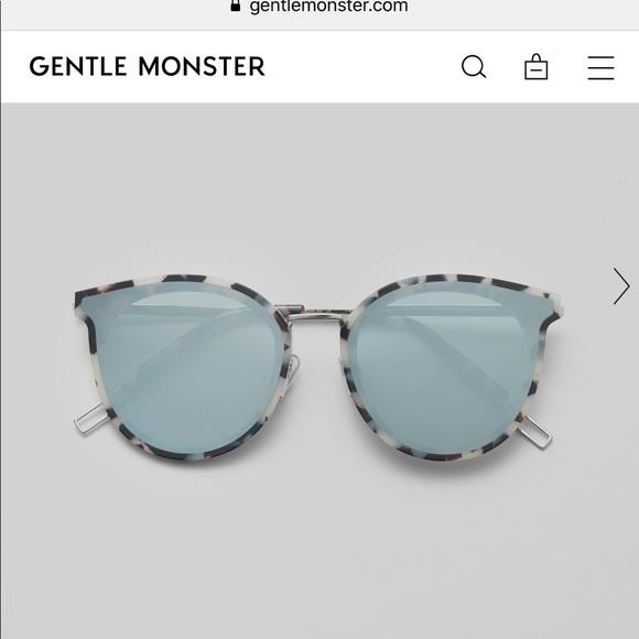 6dcd5805c8d4 NWT Gentle Monster Sunglasses in Merlynn